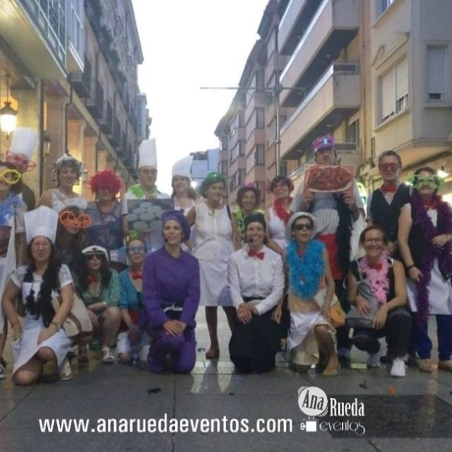 Rodajes y Rutas teatralizadas Canal de Castilla Ana Rueda Eventos Ruta Luz y Sabor