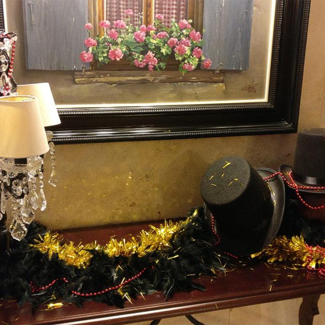Decoración Navidad Ana Rueda Eventos