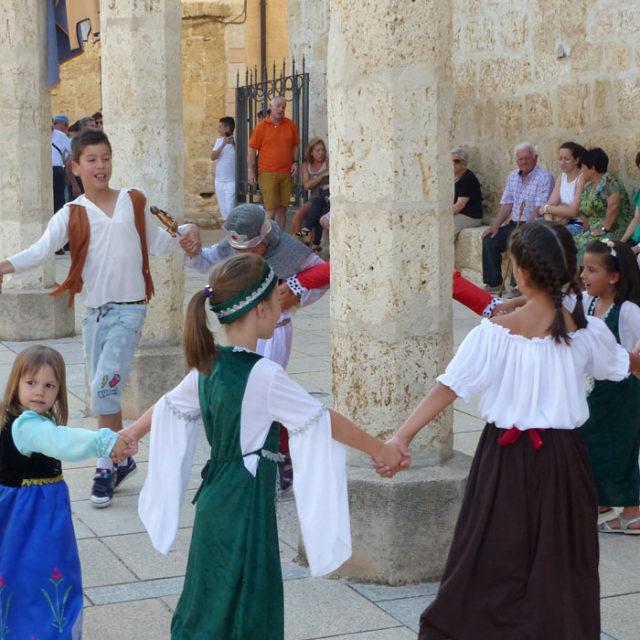 bailes-medievales